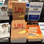 Content Marketing World Book List